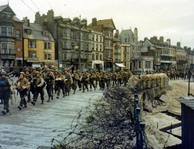 D-Day: Then and now