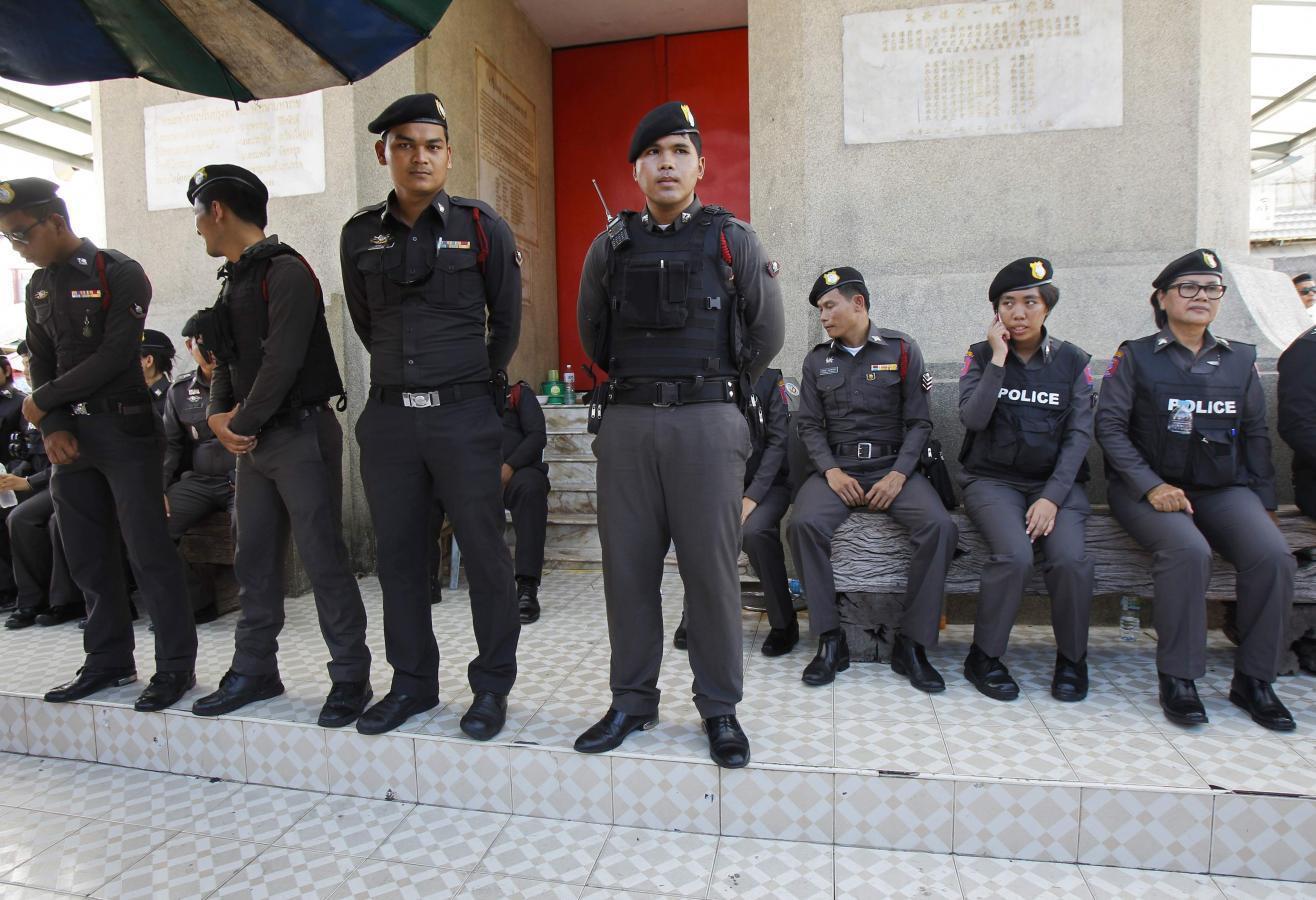 Thai junta to explain itself to international rights groups