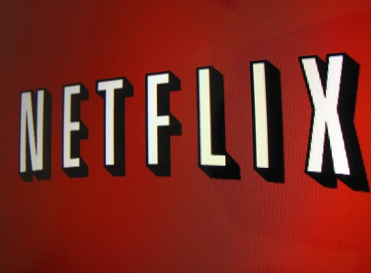 The Netflix logo is is shown on an ipad in Encinitas, California, April 19,2013. REUTERS/Mike Blake