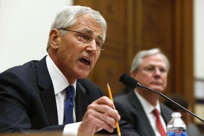 Defense chief defends Taliban prisoner swap before...