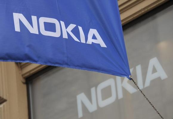 The flagship store of Finnish mobile phone manufacturer Nokia is pictured in Helsinki September 7, 2012. REUTERS/Sari Gustafsson