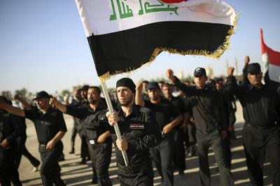 Maliki stands with Sunni leaders, appealing for Iraqi...