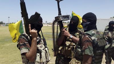 Iraq's insurgent onslaught
