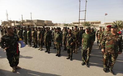 Obama sends U.S. military advisers to Iraq as battle...