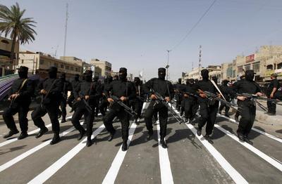 Iraq militants take Syria border post in drive for...