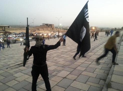 ISIL in Mosul