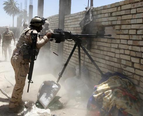 Defending Baghdad