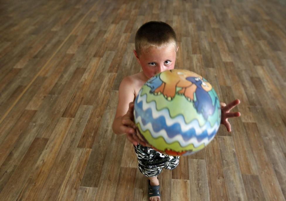 Caught in east Ukraine crossfire