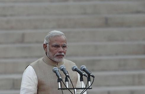 Eyes on defense deals, Western powers rush to court India's Modi