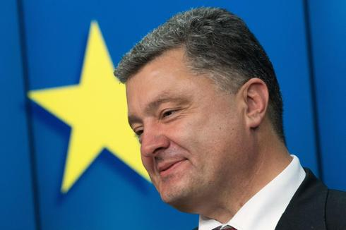 Ukraine's Poroshenko: bustle and brio, but is he a match for Putin?