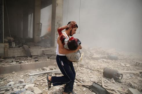 Syria's unending war