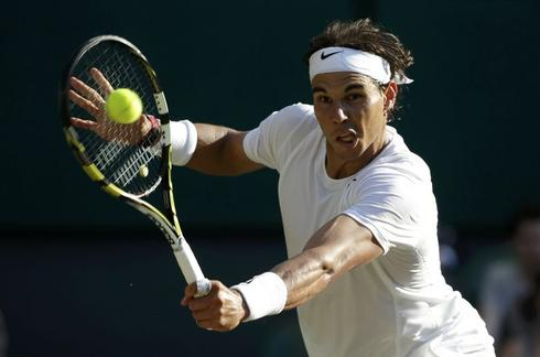 Nadal sent packing by Aussie ace machine Kyrgios