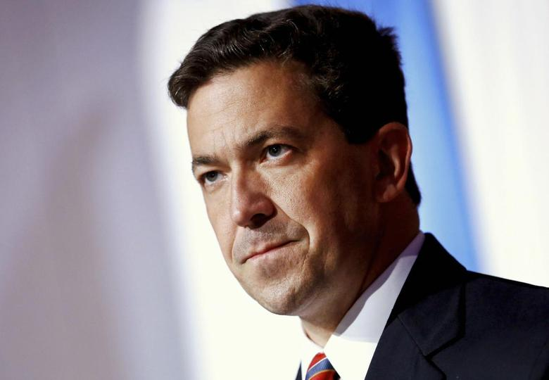 Tea Party candidate Chris McDaniel delivers a concession speech in Hattiesburg, Mississippi, June 24, 2014.  REUTERS/Jonathan Bachman