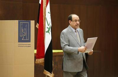 Iraq's Maliki rejects pressure to give up premiership