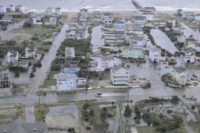 Bracing for Hurricane Arthur