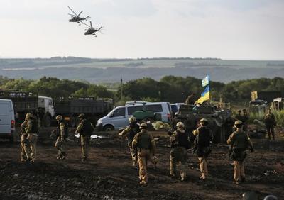 Ukraine prepares for offensive