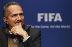 Ministro do Esporte, Aldo Rebelo, defende reformulação do futebol brasileiro. Foto de arquivo de 19/03/2013.  REUTERS/Michael Buholzer