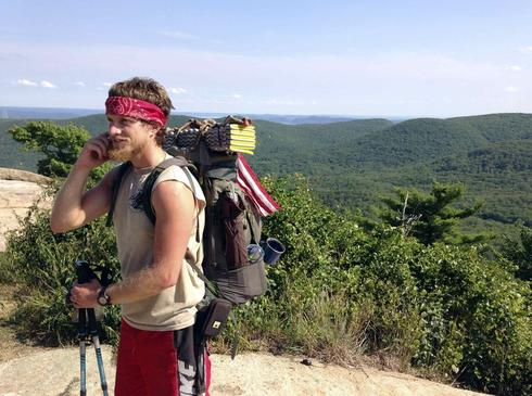 No getting away from it all on the Appalachian Trail