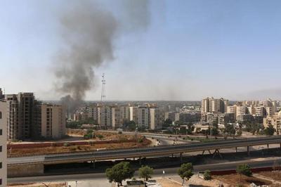 Militia shells Tripoli airport, U.N. pulls staff out...