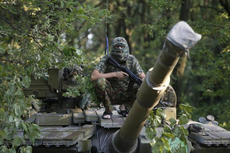 More Ukrainian soldiers killed as fighting rages in...