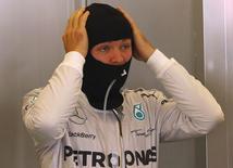 Piloto alemão Nico Rosberg, da Mercedes. 04/07/2014 REUTERS/Phil Noble
