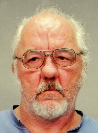 Brandon Nodier, 60, is seen in this photo provided by the St. Bernard Sheriff's Office on July 11, 2014.   REUTERS/St. Bernard Sheriff's Office/Handout via Reuters