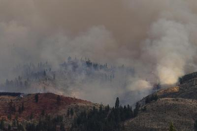 Fire in the Cascades