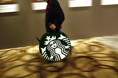 Starbucks China says sold products containing chicken from troubled meat supplier