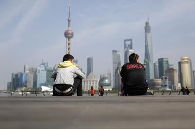 Uighurs of Shanghai
