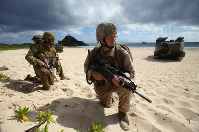 Wargames in the Pacific