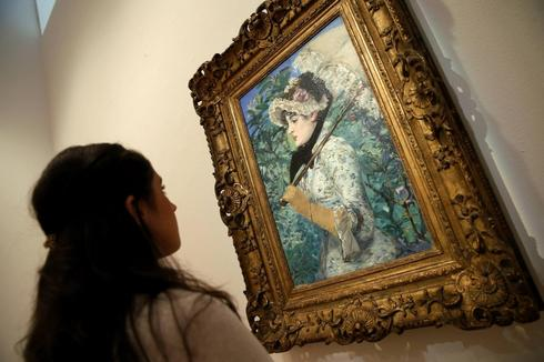 Manet's 'Le Printemps' poised to reach record auction price