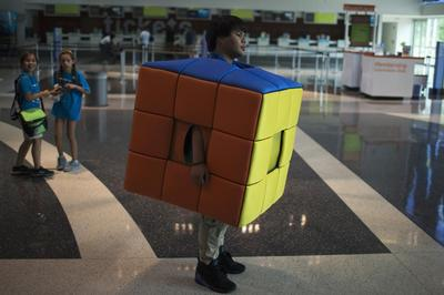 Rubik's Cube Championship