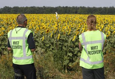 Recovering flight MH17
