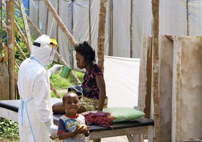 West African healthcare systems reel as Ebola toll...