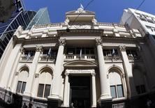 L'Argentine a demandé jeudi à la Cour internationale de justice des Nations unies d'engager des poursuites contre les Etats-Unis pour leur rôle dans la crise de la dette qui a précipité Buenos Aires en situation de défaut partiel. /Photo d'archives/REUTERS/Enrique Marcarian