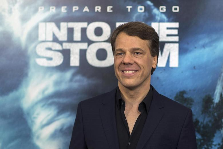 Director Steven Quale attends the 'Into The Storm' premiere at AMC Lincoln Square Theater in New York, August 4, 2014.  REUTERS/Eduardo Munoz