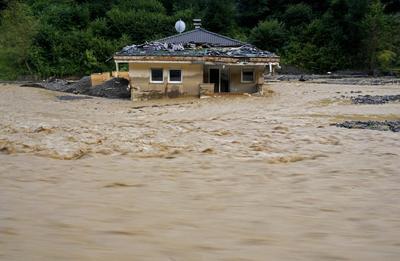 Floods in Bosnia