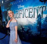 """Amazon.com a bloqué des pré-commandes de films de Disney tels que """"Maleficent"""" (Maléfique) et """"Captain America: The Winter Soldier"""" (""""Captain America : Le Soldat de l'hiver"""") rapporte le Wall Street Journal dimanche, dans ce qui semble être un nouveau bras de fer avec un producteur de contenus. /Photo prise le 28 mai 2014/REUTERS/Mario Anzuoni"""