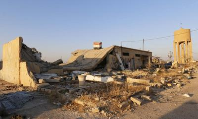 Islamic State beheads, crucifies in push for Syria's...
