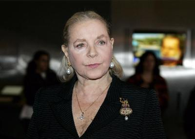 Actress Lauren Bacall dies at 89: Bogart Estate