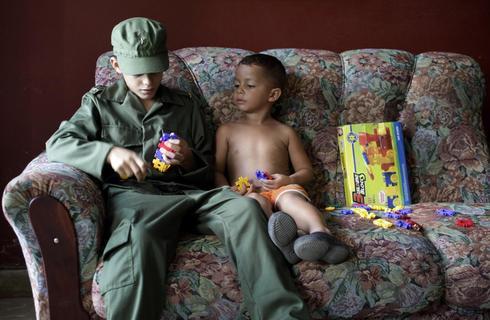 Cuba celebrates Fidel's birthday