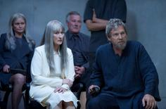 Meryle Streep and Jeff Bridges star in The Giver. REUTERS/The Weinstein Company