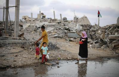 Israel, Palestinians renew truce but see risk of more...