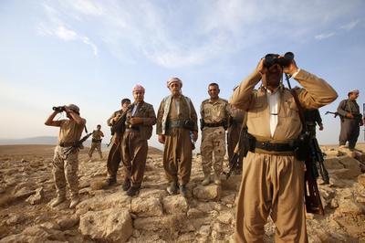 Peshmerga offensive