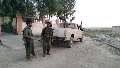 'Terrorists' help U.S. in battle against Islamic State...