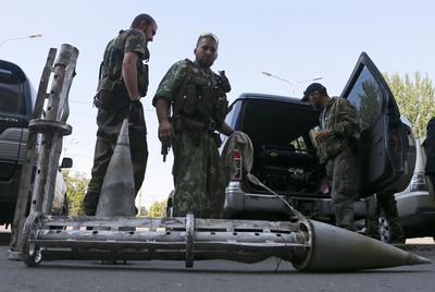 Battle for east Ukraine