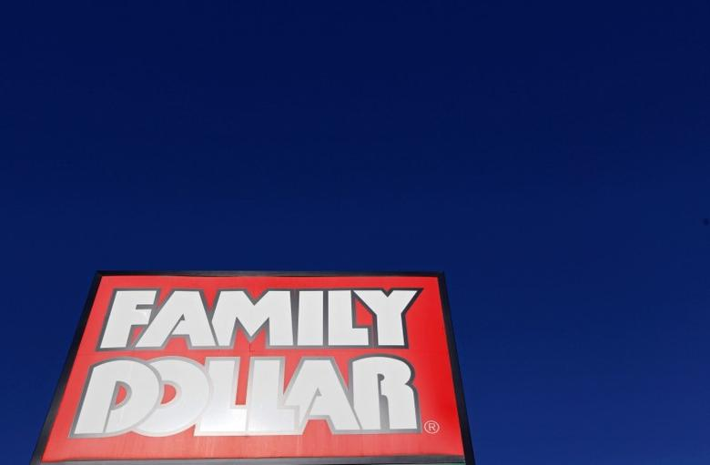 A Family Dollar store is seen in Chicago, in this June 25, 2012 file photo. REUTERS/Jim Young/Files