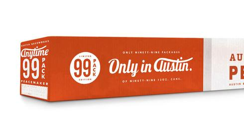 From Texas, where everything is bigger, the 99-pack of beer
