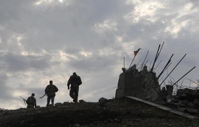 Ukraine says Russian tanks flatten town; EU to threate...