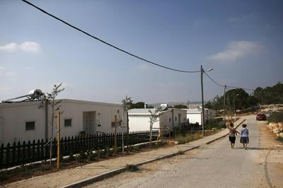 Israel claims West Bank land for possible settlement...